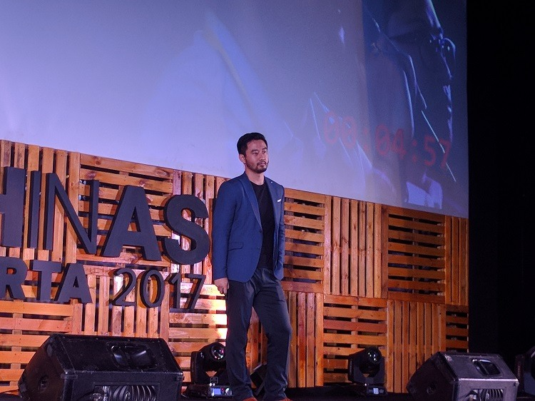 Tech in Asia Jakarta 2017 Arena