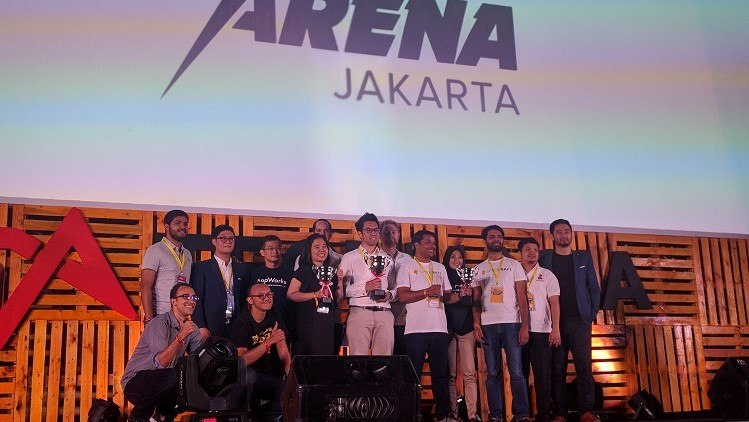 Tech in Asia Jakarta 2017 ArenaTech in Asia Jakarta 2017 Arena