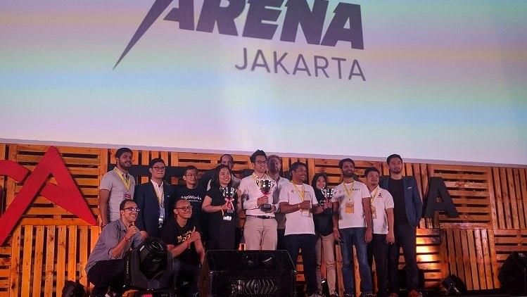 Tech in Asia Jakarta 2017 ArenaTech in Asia Jakarta 2017 Arena