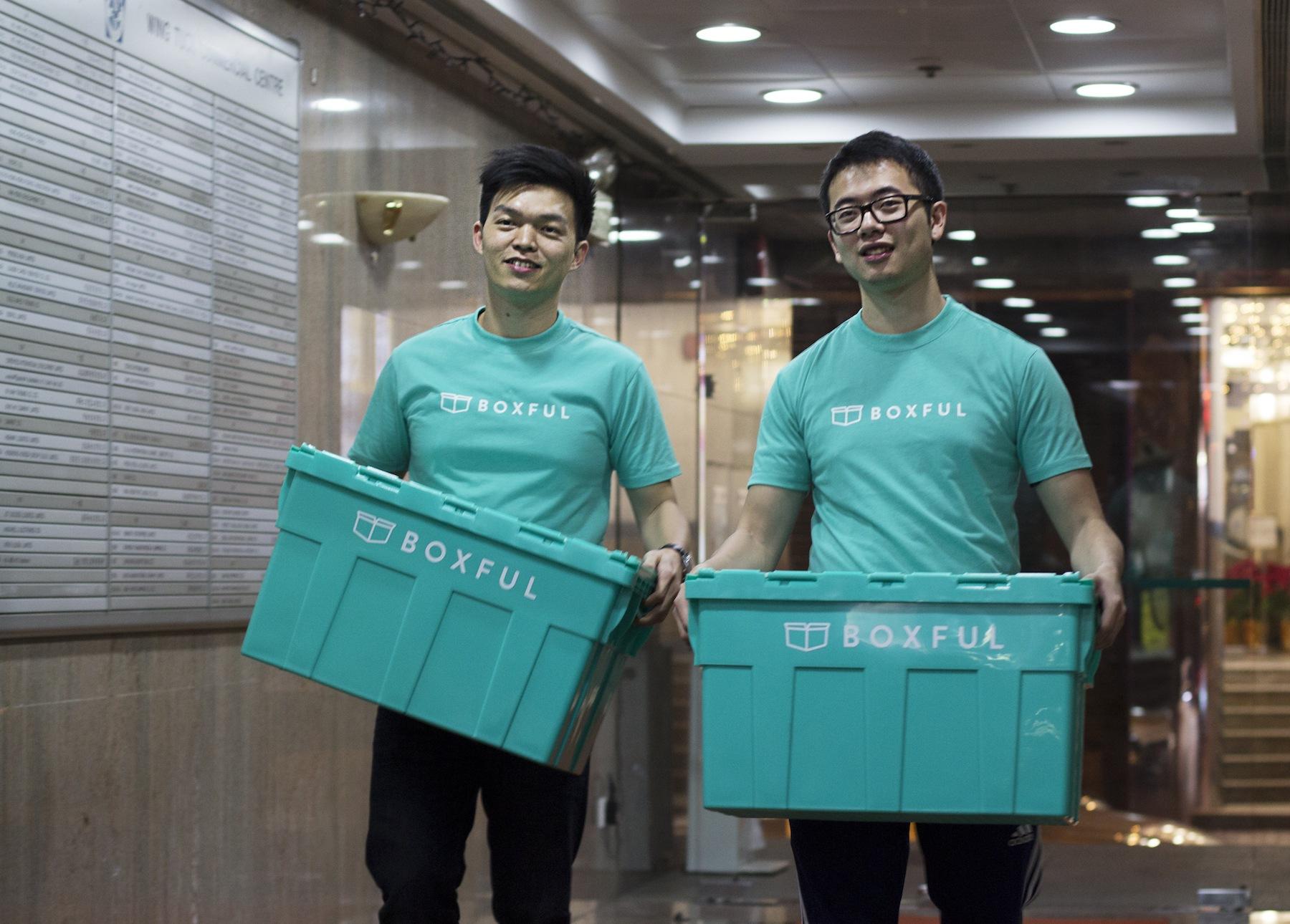 Boxful, storage startup