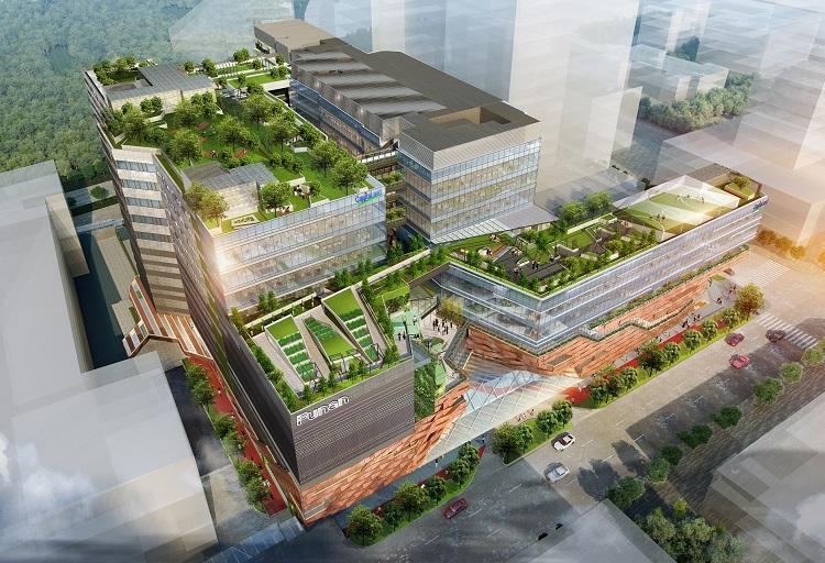 New Funan complex