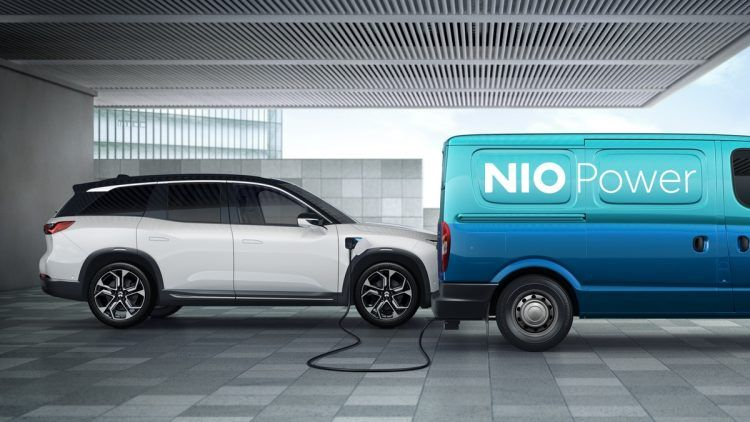 NIO, cars, electric cars, charging, charger