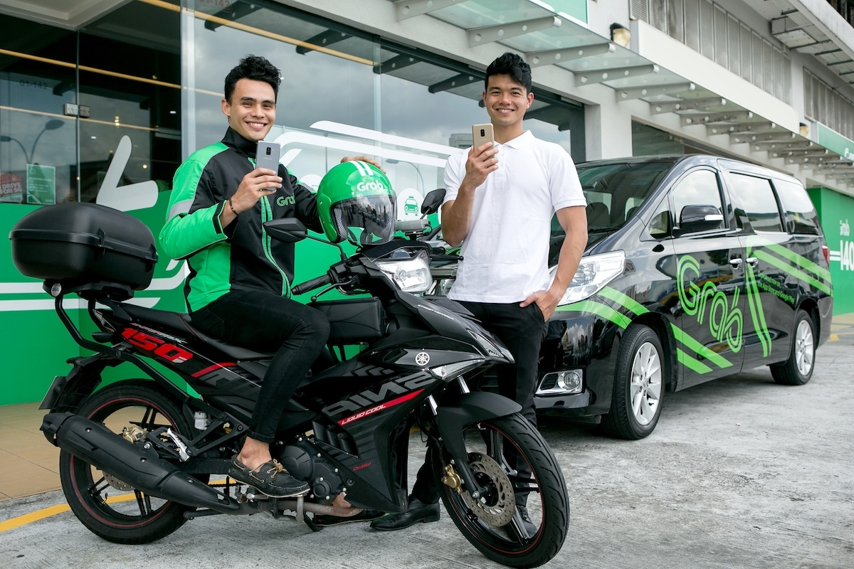 Grab to pilot motorbike-hailing service in Malaysia