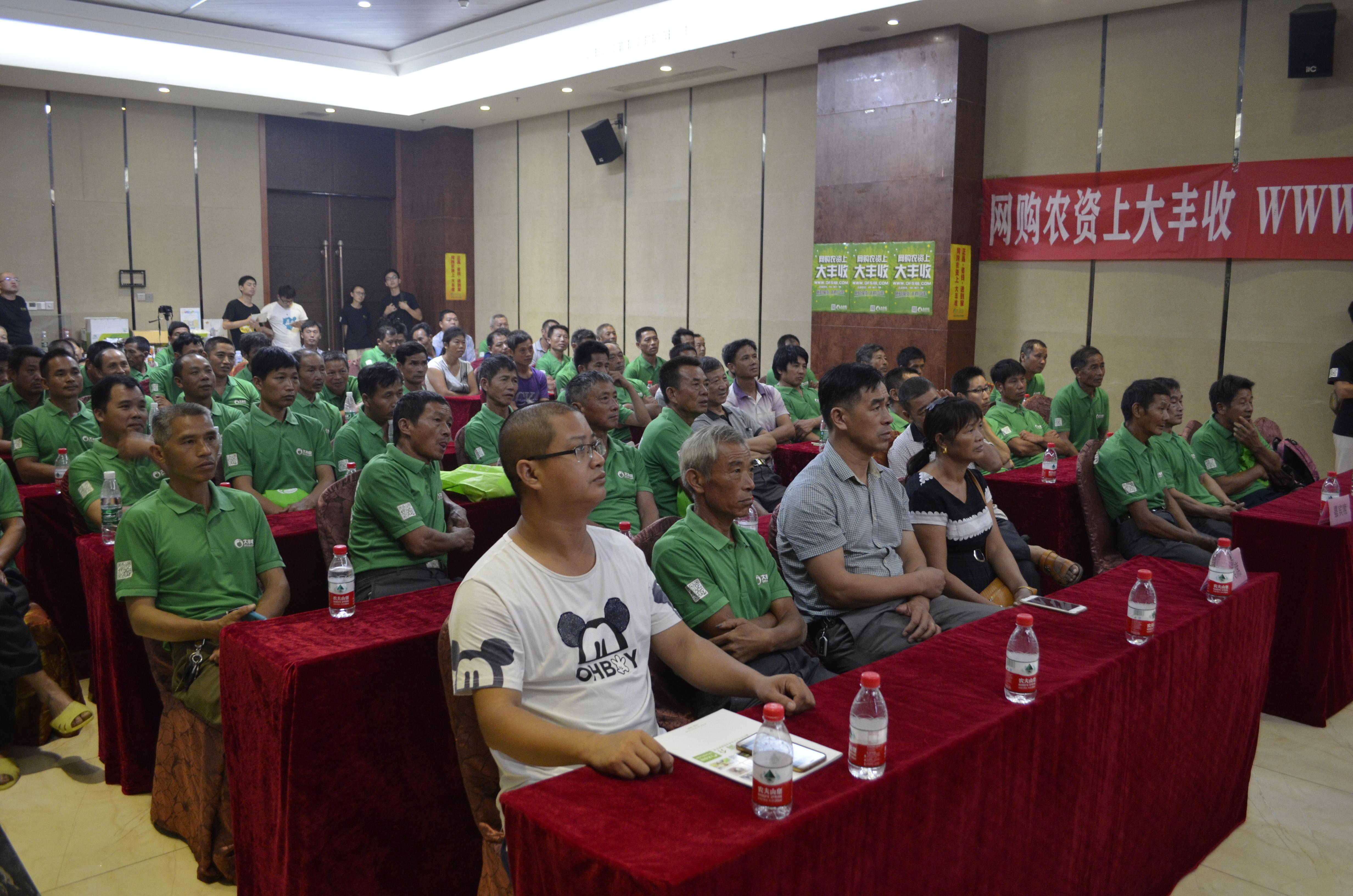 rural ecommerce china dafengshou