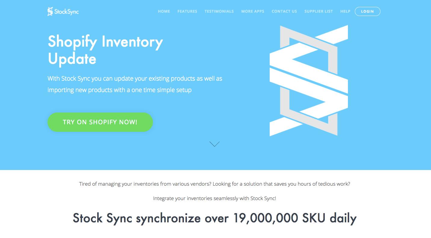 Stock Sync