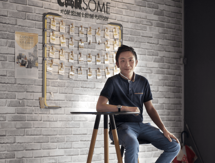 Eric Cheng of Carsome