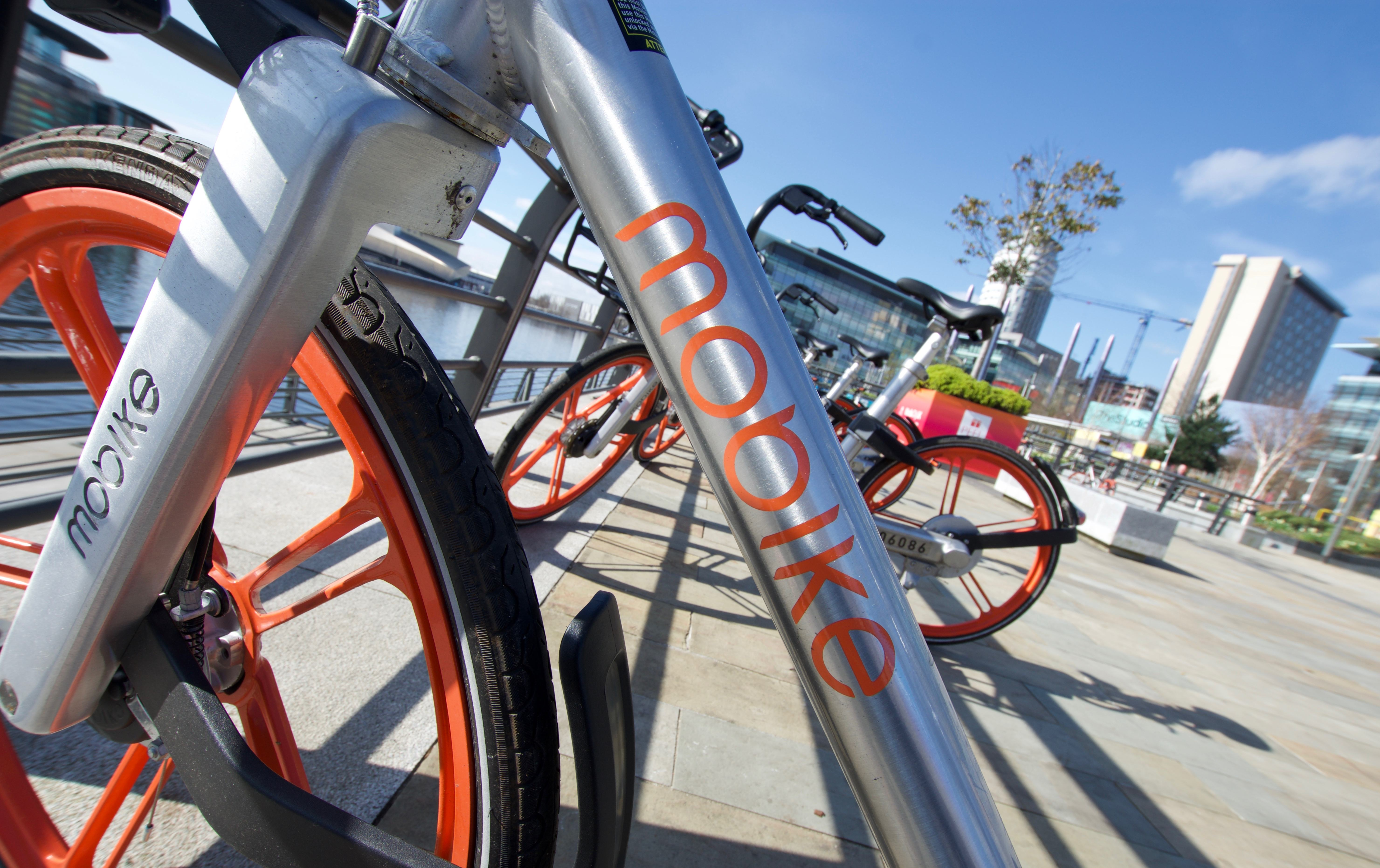 As Ofo shuts down outside China, Mobike eyes 'stable' 2019