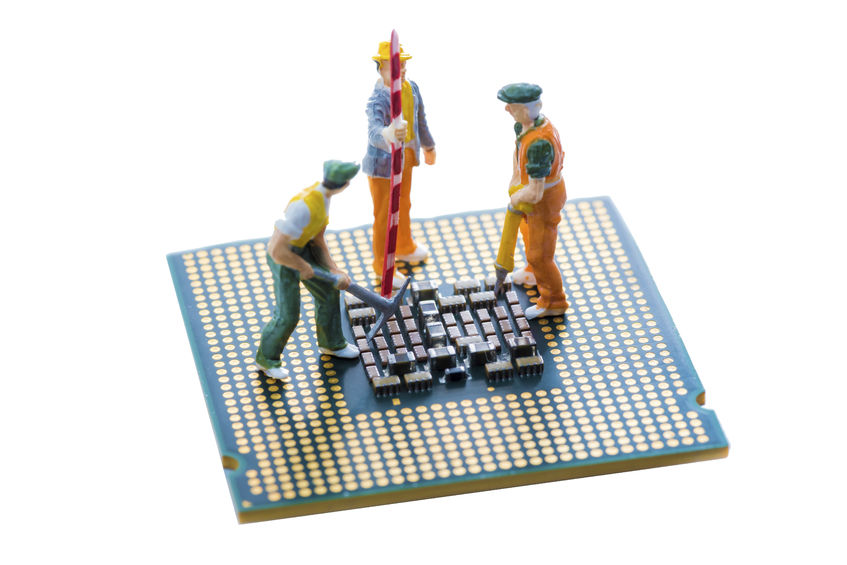 A crisis looms over China's semiconductor industry