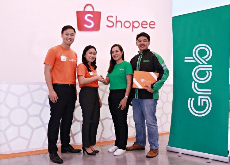 Grab And Shopee Strike Same Day Delivery Deal In Manila