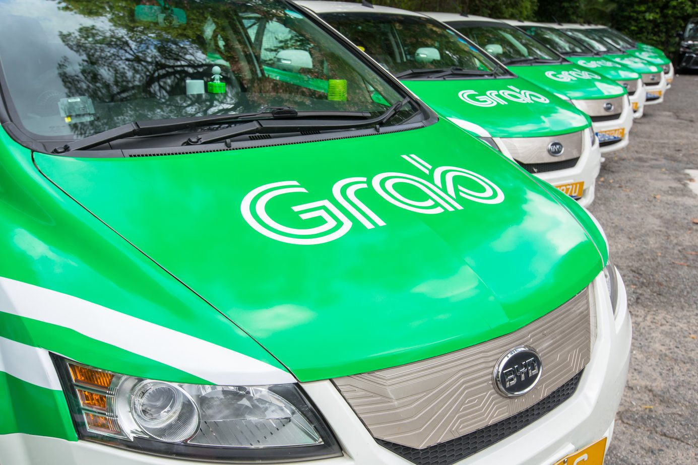 Report: Grab eyes secondary listing in Singapore after US debut