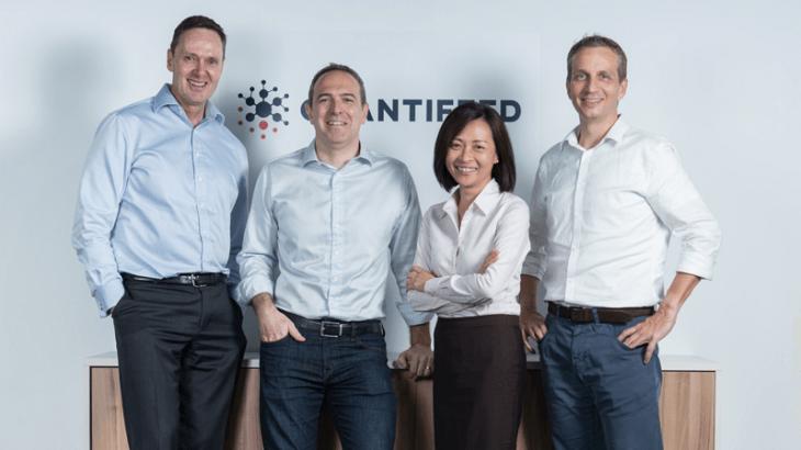 Quantifeed management team