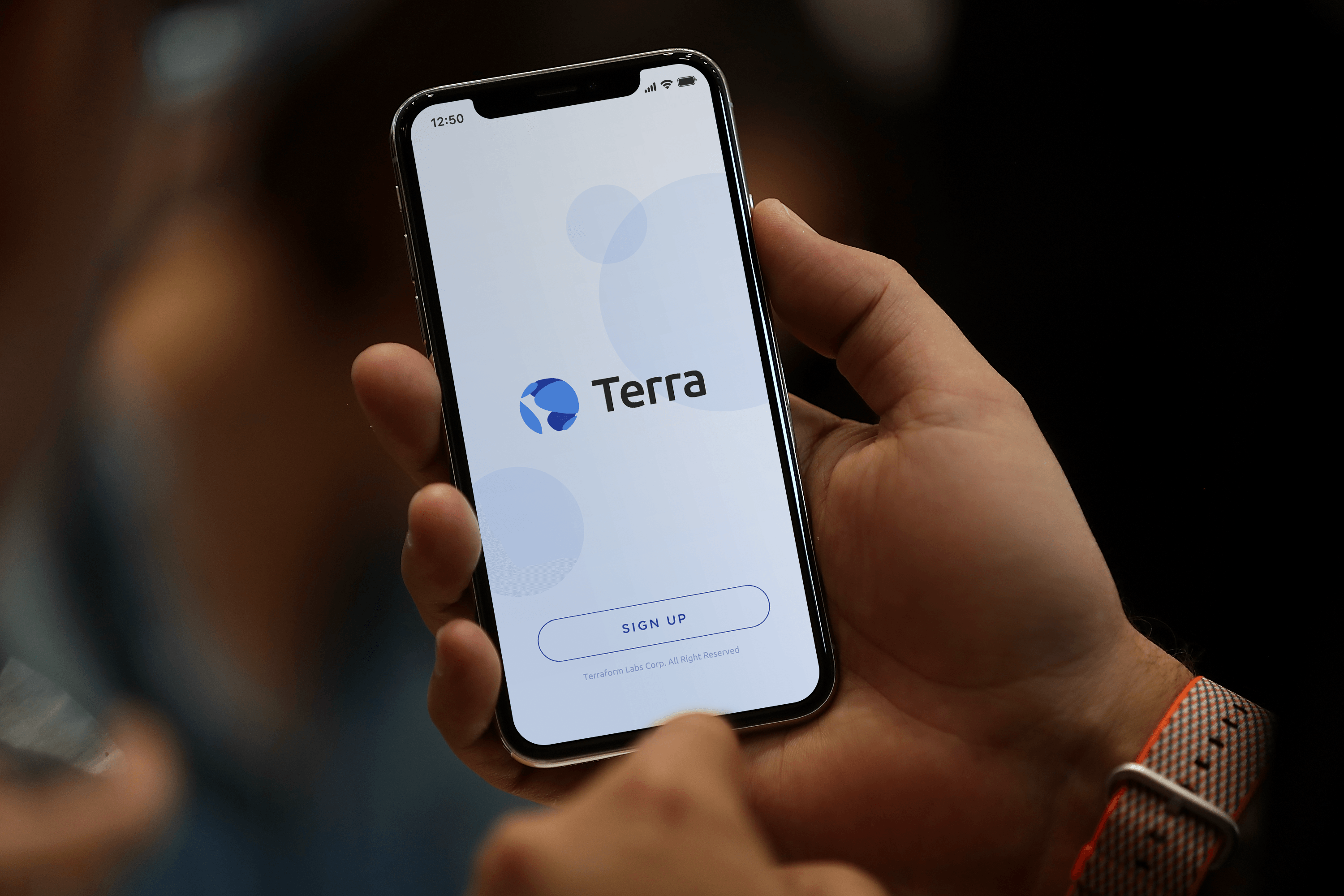 Blockchain firm Terra banks investment from HashKey Capital