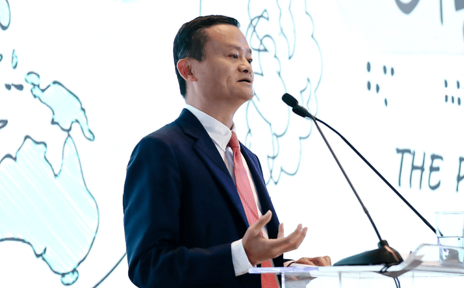 Alibaba is building a new massive ecommerce platform