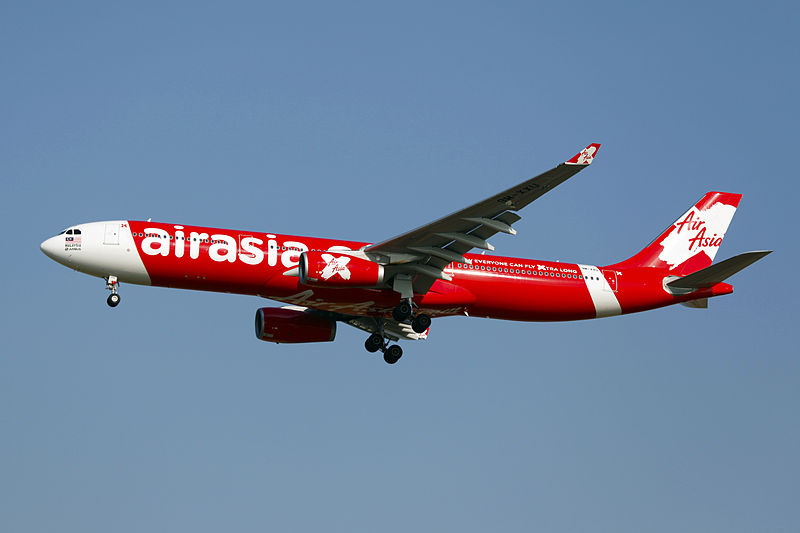 AirAsia lists flights with other airlines in traveltech push