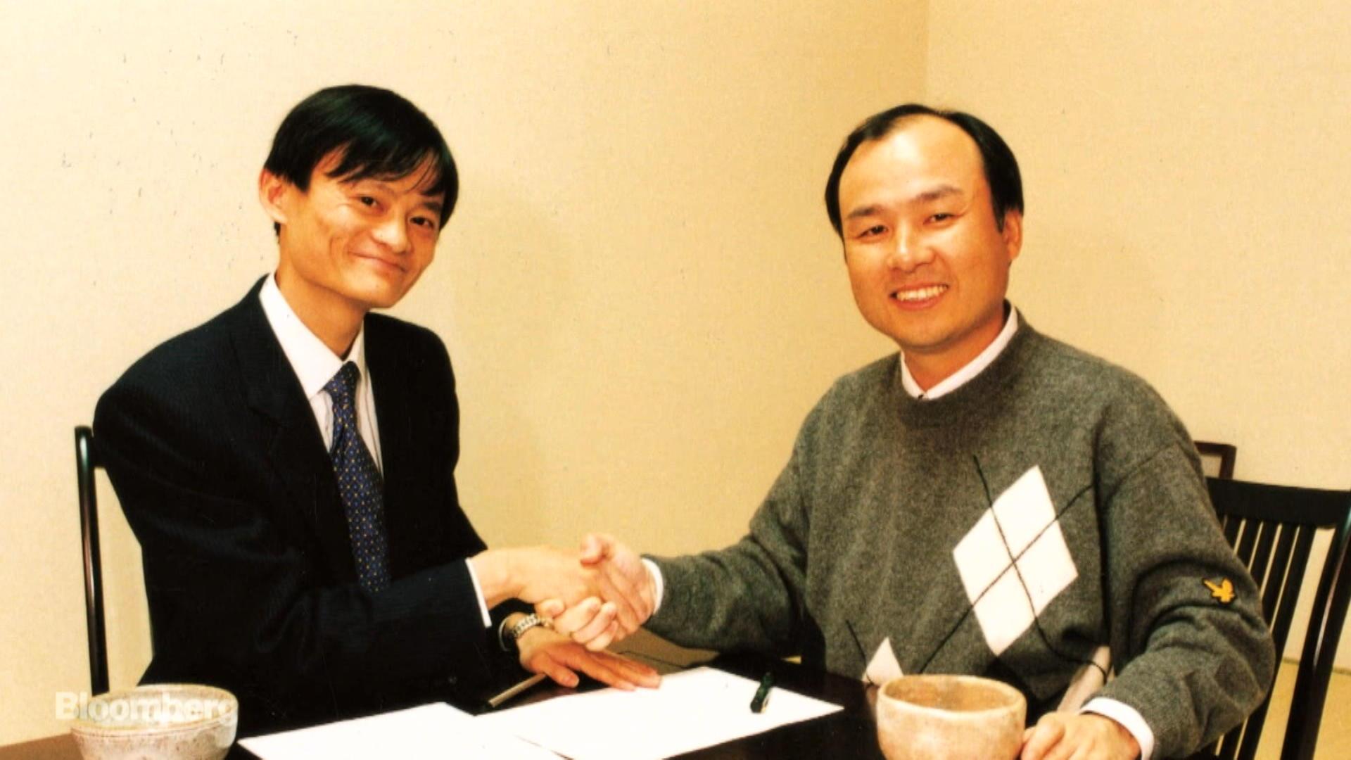 Flipboard Morgan Stanley When Masayoshi Son Met Jack Ma