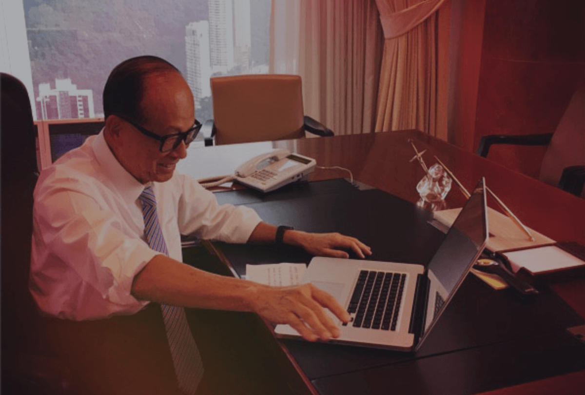 The story of Li Ka-shing, the billionaire who made early bets on Facebook, Spotify