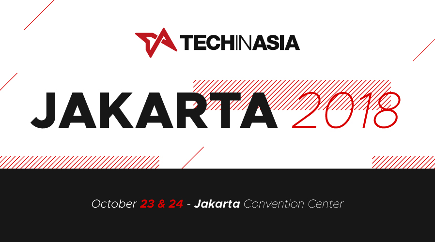 Tech in Asia Jakarta 2018 by the numbers (INFOGRAPHIC)