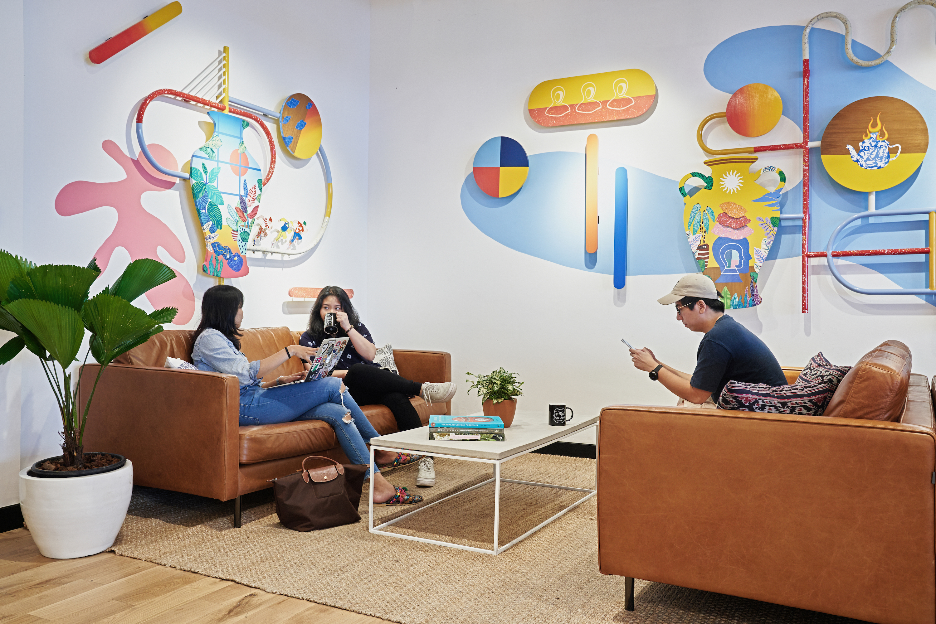 WeWork enters Thailand in Southeast Asia expansion drive