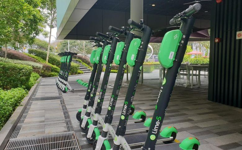 In brief: US scooter-sharing service Lime picks Singapore as regional HQ
