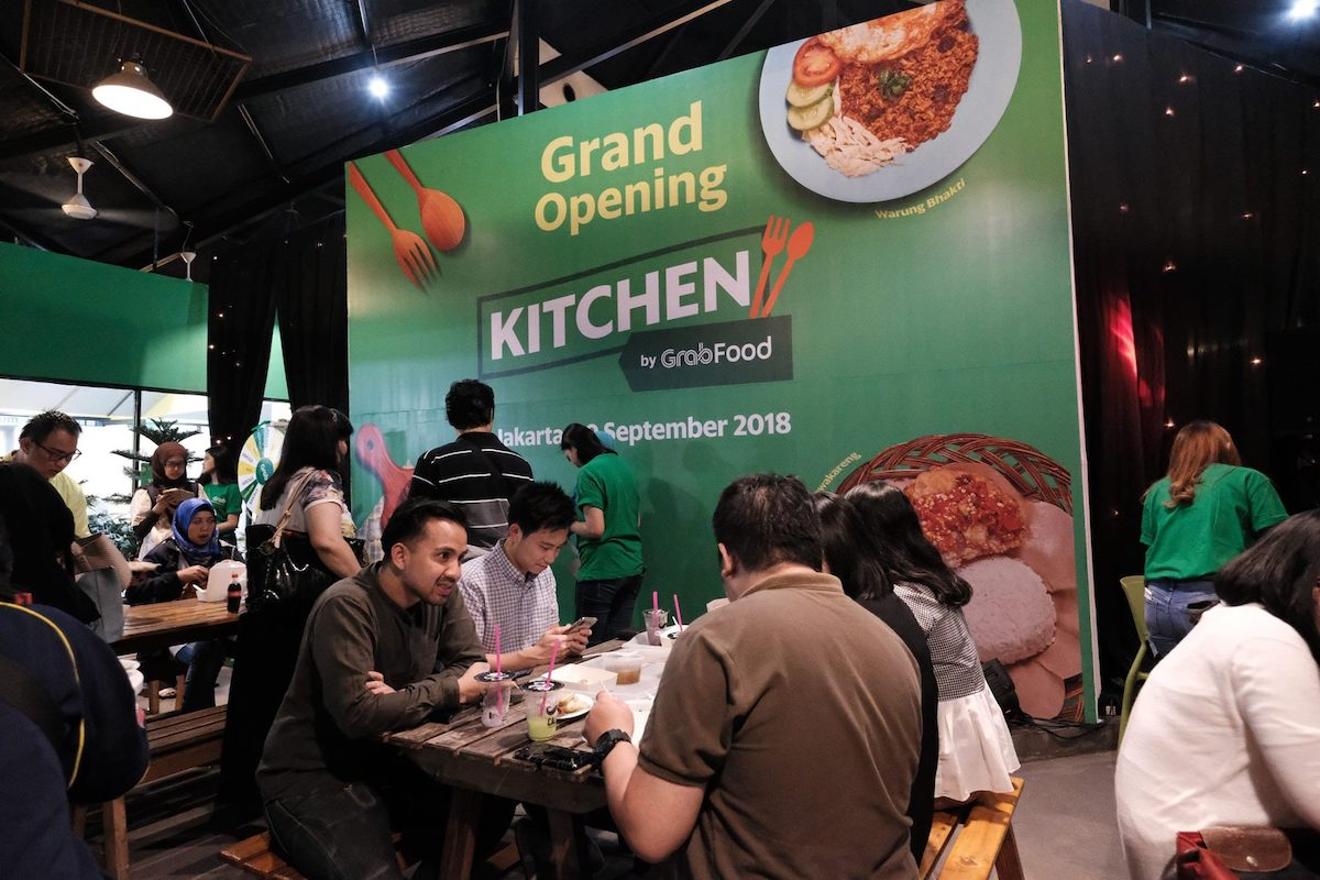 GrabKitchen expands into Thailand and Vietnam