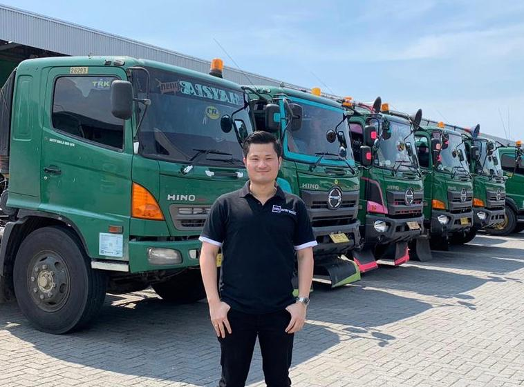 Indonesian logistics startup Waresix scores 15x growth in past year