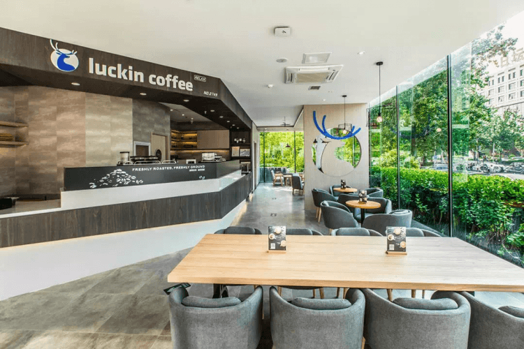 China's Luckin Coffee files for IPO