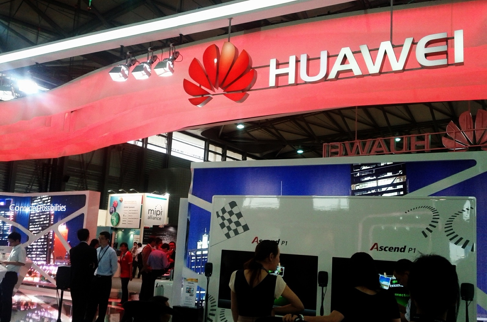 Huawei to build $1 4b R&D center in Shanghai