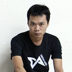 Cuong Nghiem, Writer, Saigon