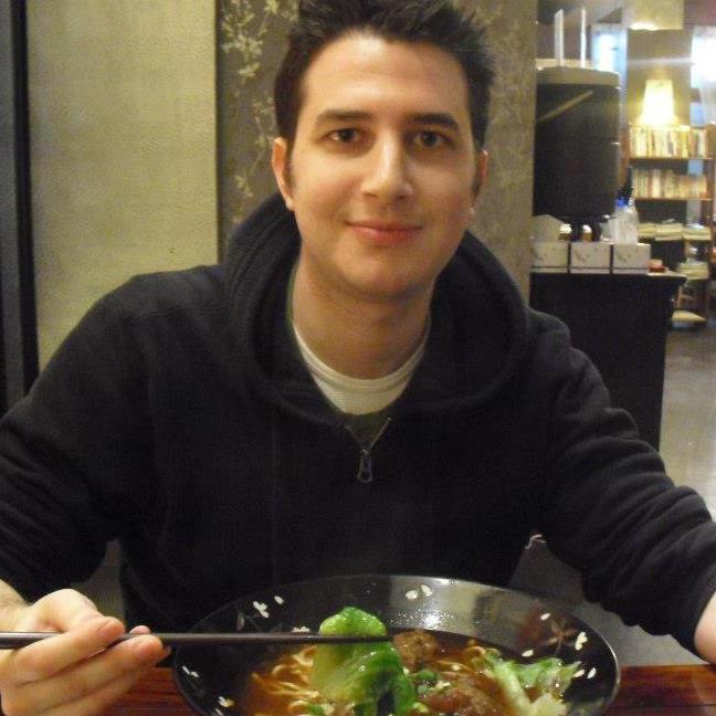 Josh Horwitz Editor, Taiwan