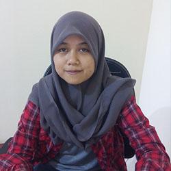 Lina, Writer, Indonesia