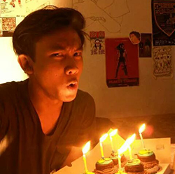 Risky, Writer, Indonesia