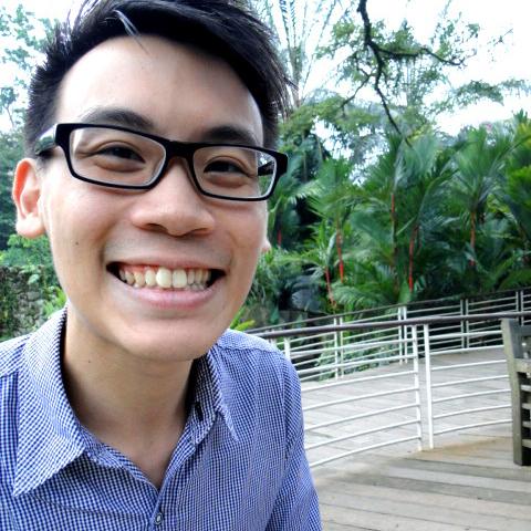 Daniel  Tay, Writer, Singapore