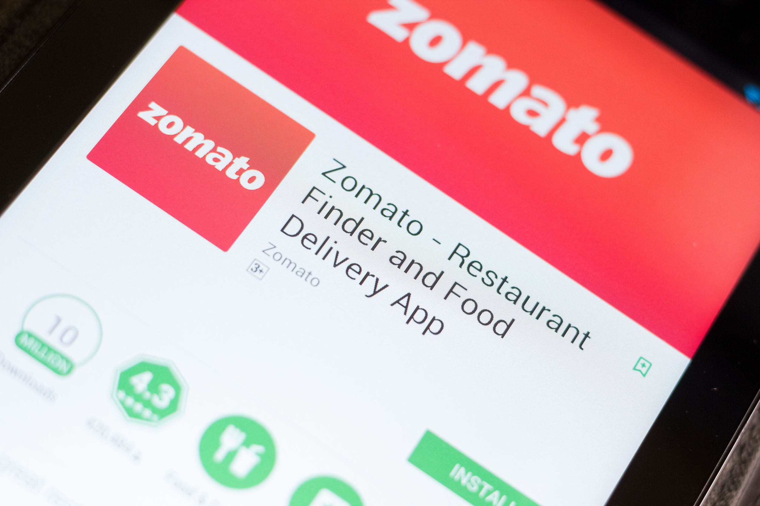 India's Zomato to chop 13% of workers