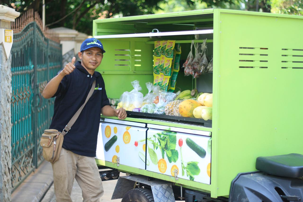 Indonesia's Kedai Sayur bags $4m in East Ventures-led round