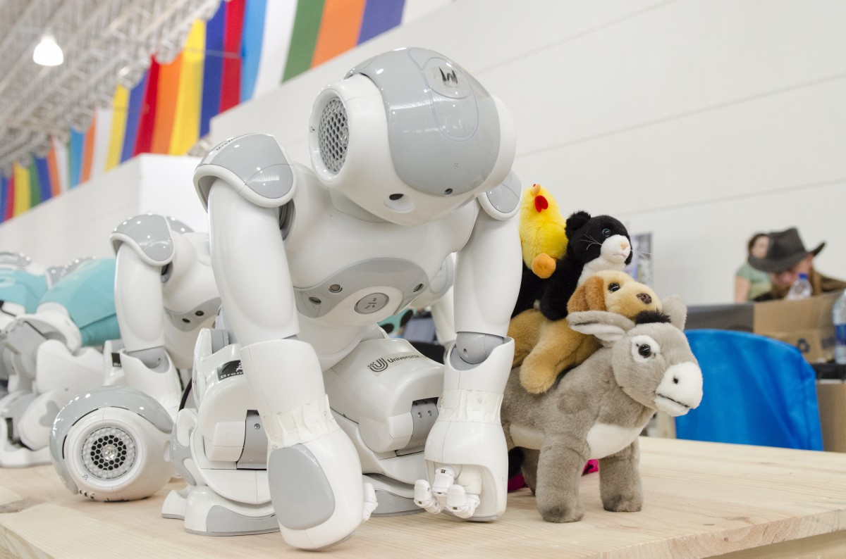 Robots set to be extended family amid tech advances: Huawei