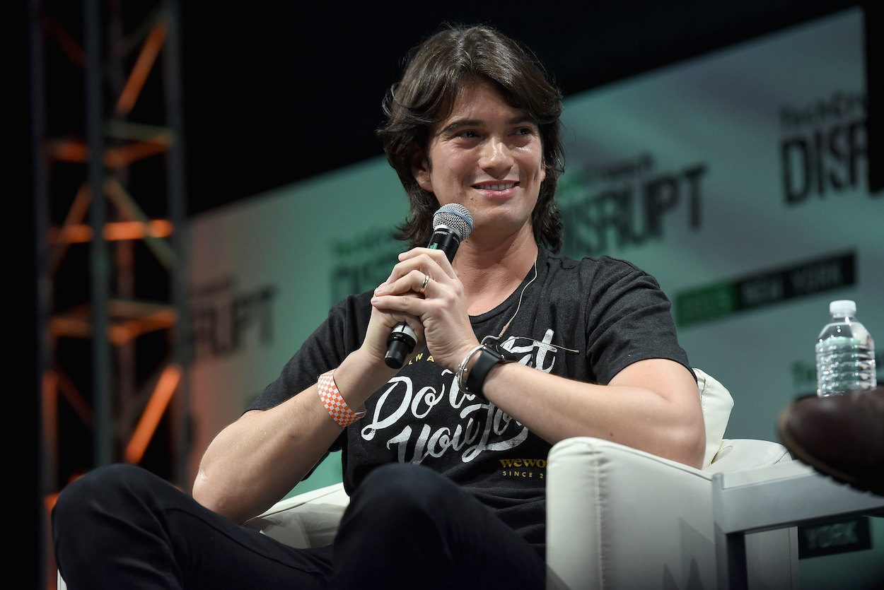 Sources: WeWork co-founder gains windfall as SoftBank settles lawsuit