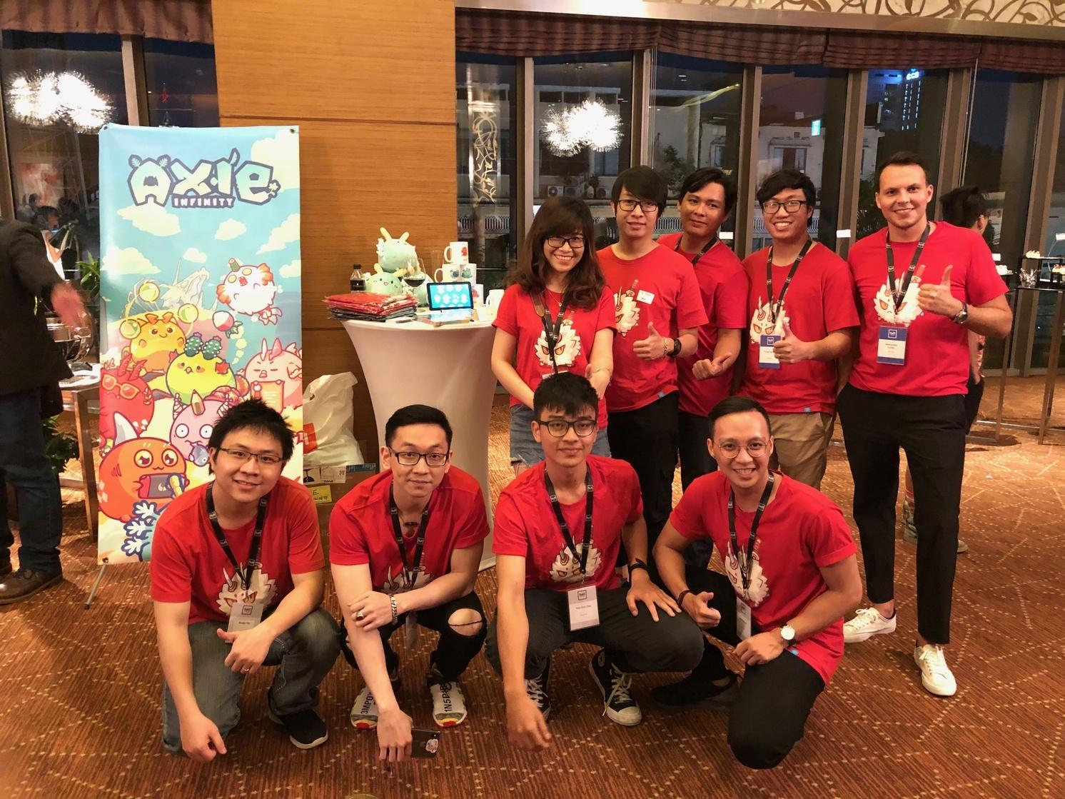 Meet the Vietnamese developer behind blockchain game Axie Infinity