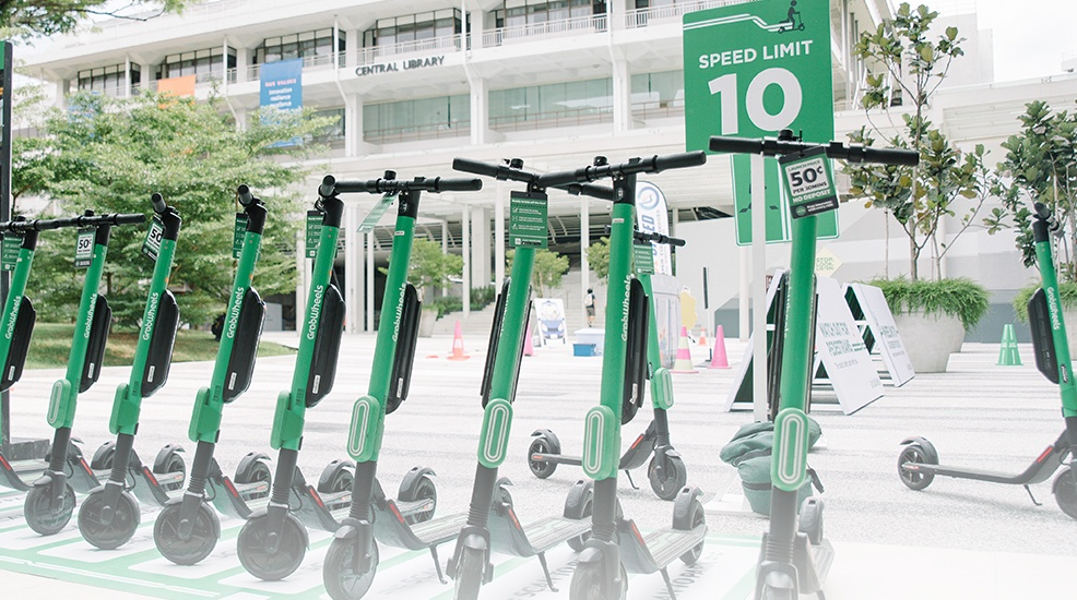 Regulators to limit e-scooter operations in Jakarta