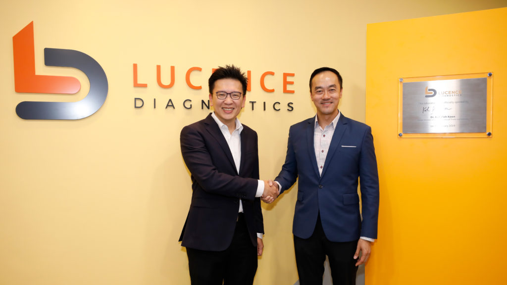 Singapore healthtech startup Lucence bags $20m