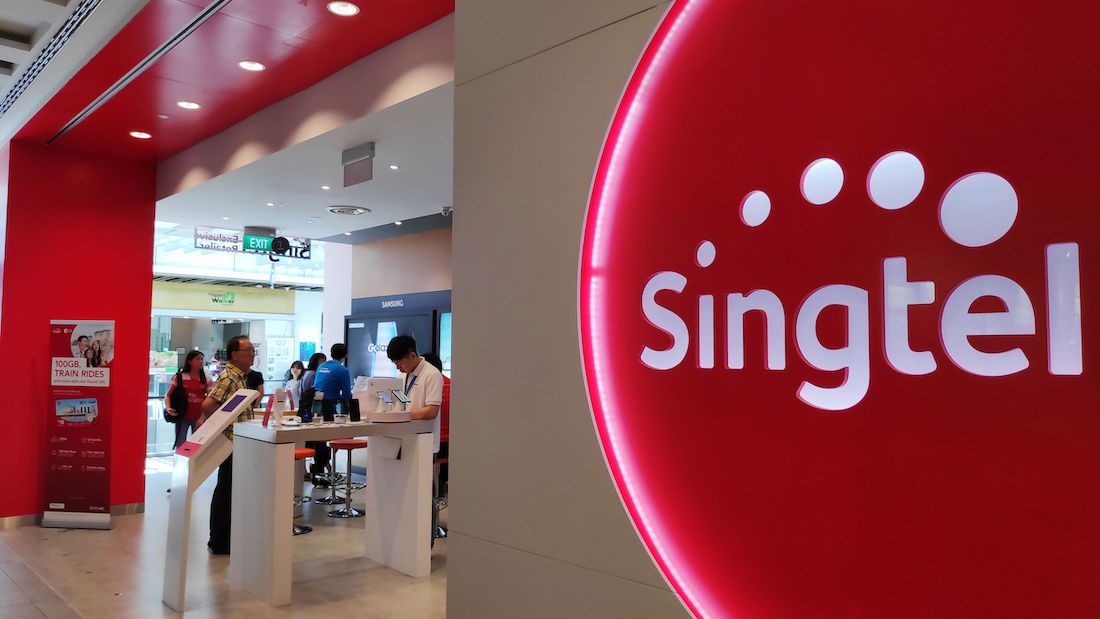 Singtel may pour $441m in digital bank JV with Grab, report says