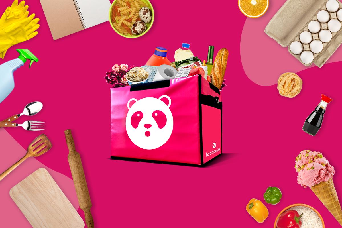 Pandamart. Image: Foodpanda