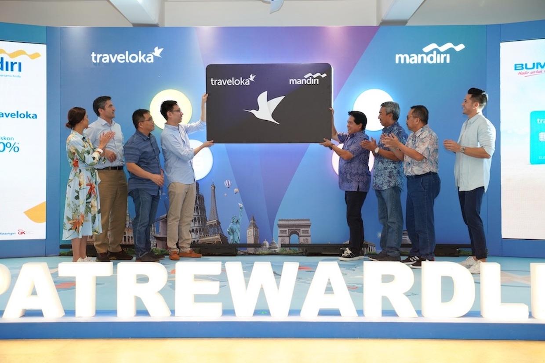 Traveloka Bank Mandiri Launch Co Branded Credit Card