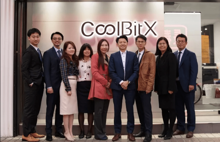 Taiwanese blockchain startup CoolBitX nets $16.8m in SBI-led round