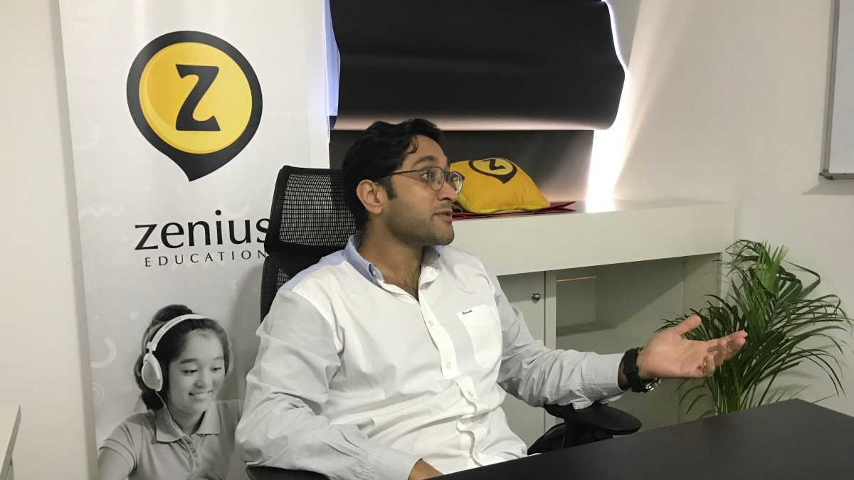 Rohan Monga Zenius