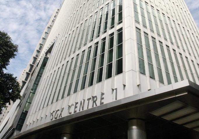 SGX building