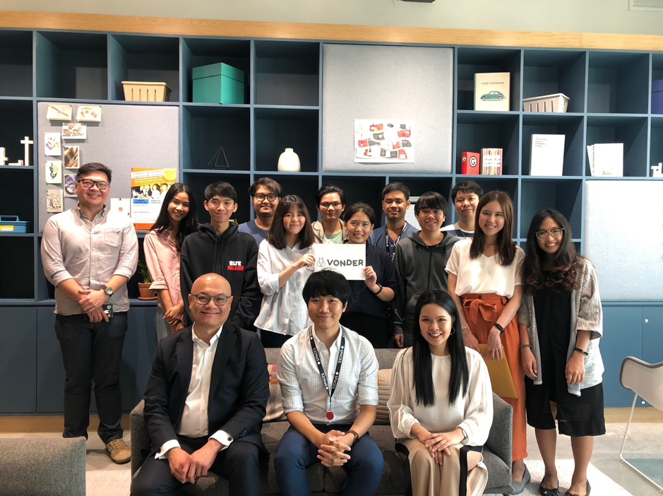 Thai startup Vonder bags seed money to double down on corporate learning