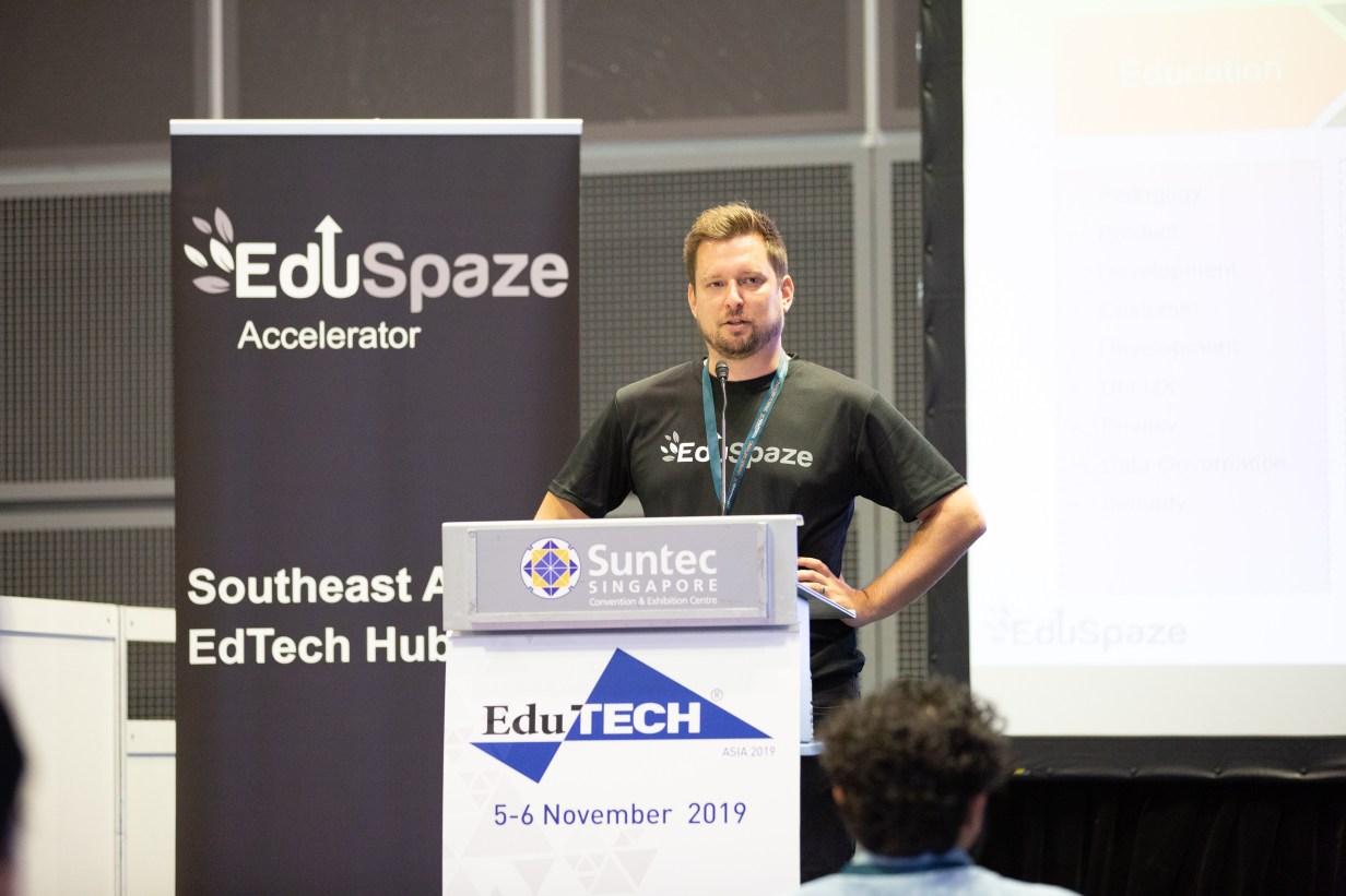 Singaporean edtech accelerator EduSpaze partners with Latin Leap