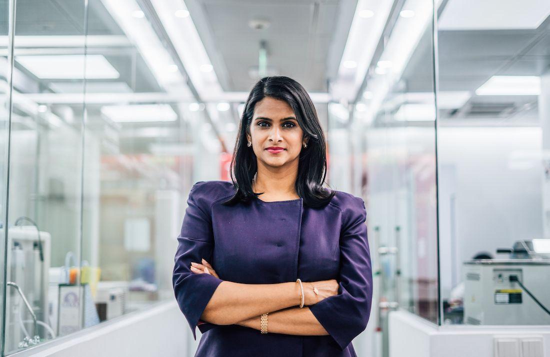 Sylvana Q. Sinha, Founder and CEO of Praava Health