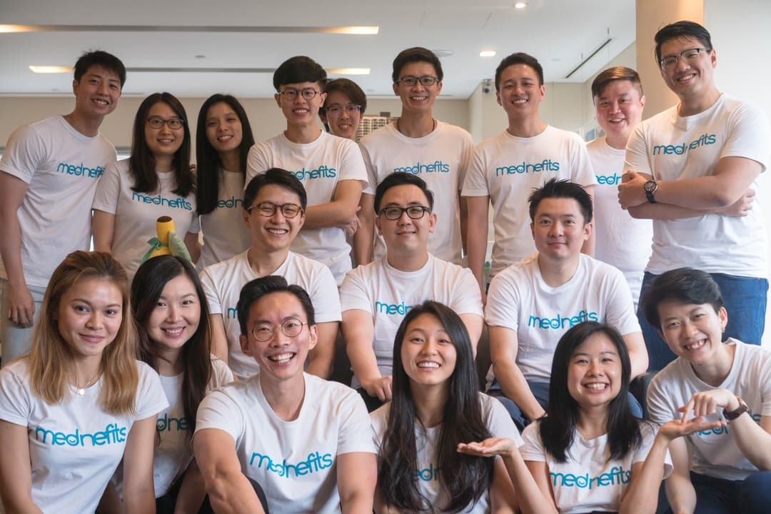 Singapore healthcare benefits startup Mednefits raises $6m in series A funding