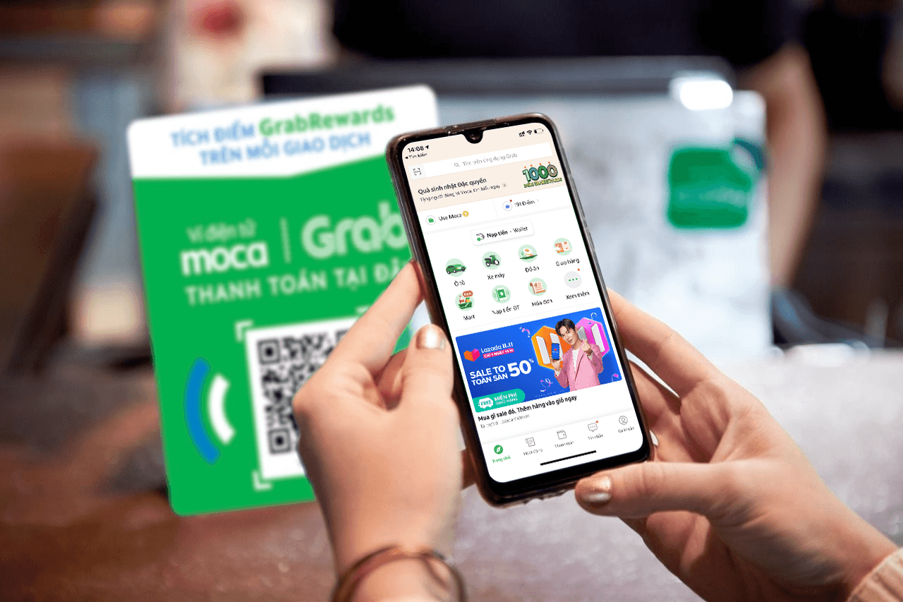 Alibaba Reportedly to Inject Grab, Lazada Collaborates with OVO